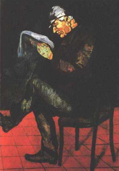 Portret ojca Cezanne'a