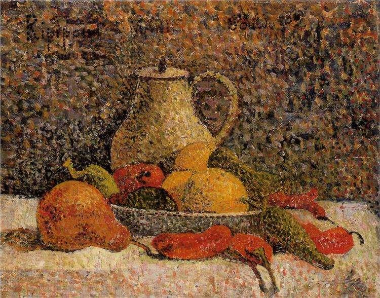 Gauguin - martwa natura